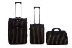 τσάντες τρία ταξίδι Στοκ εικόνα με δικαίωμα ελεύθερης χρήσης