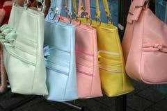 τσάντες Στοκ Φωτογραφία