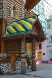τσάρος της Ρωσίας μερών παλατιών της Μόσχας κτημάτων alexei kolomenskoe mikhailovich Στοκ εικόνα με δικαίωμα ελεύθερης χρήσης