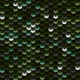 Τσέκια πρότυπο άνευ ραφής Στοκ Εικόνα