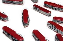 τσέπη μαχαιριών Στοκ Φωτογραφία