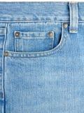 τσέπη τζιν Στοκ εικόνες με δικαίωμα ελεύθερης χρήσης