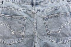 Τσέπη του Jean Στοκ φωτογραφία με δικαίωμα ελεύθερης χρήσης