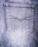 Τσέπη του Jean Στοκ Φωτογραφία