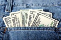 τσέπη χρημάτων Στοκ φωτογραφίες με δικαίωμα ελεύθερης χρήσης