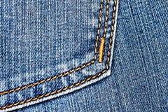 τσέπη s 2 Jean Στοκ εικόνα με δικαίωμα ελεύθερης χρήσης