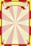 τσίρκο ανασκόπησης Στοκ φωτογραφία με δικαίωμα ελεύθερης χρήσης