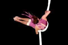 τσίρκο καλλιτεχνών στοκ εικόνες