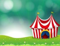 τσίρκο απεικόνιση αποθεμάτων