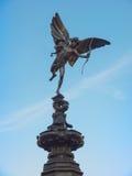 Τσίρκο Piccadilly, Λονδίνο Στοκ φωτογραφία με δικαίωμα ελεύθερης χρήσης