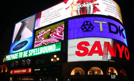 Τσίρκο Piccadilly Στοκ Εικόνα