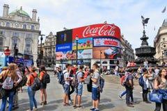 Τσίρκο Piccadilly Στοκ Φωτογραφίες
