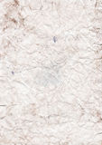 τσαλακωμένο βρώμικο έγγρ&alp Στοκ φωτογραφίες με δικαίωμα ελεύθερης χρήσης