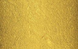 Τσαλακωμένο χρυσός υπόβαθρο φύλλων αλουμινίου διανυσματική απεικόνιση