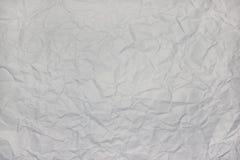 τσαλακωμένο έγγραφο Στοκ Φωτογραφία