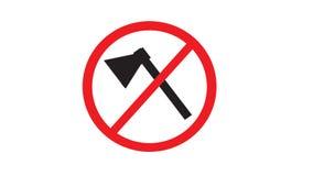 τσεκούρι Στοκ φωτογραφίες με δικαίωμα ελεύθερης χρήσης