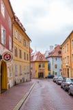Τσεχική πόλη Cheb Στοκ εικόνες με δικαίωμα ελεύθερης χρήσης