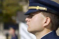 Τσεχική φρουρά Στοκ εικόνα με δικαίωμα ελεύθερης χρήσης
