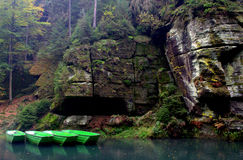 τσεχικός παράδεισος στοκ φωτογραφίες με δικαίωμα ελεύθερης χρήσης