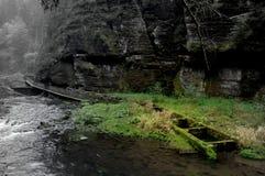 τσεχικός παράδεισος στοκ εικόνα