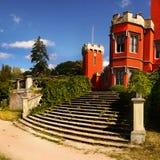 Τσεχικό κάστρο Στοκ Εικόνες