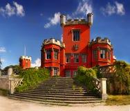 Τσεχικό κάστρο Στοκ εικόνα με δικαίωμα ελεύθερης χρήσης