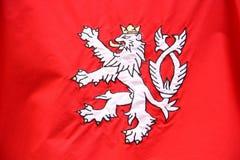 τσεχικό λιοντάρι Στοκ εικόνες με δικαίωμα ελεύθερης χρήσης