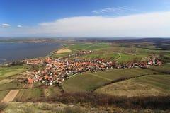 τσεχικό palava rapublic Στοκ εικόνα με δικαίωμα ελεύθερης χρήσης