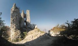 τσεχικό siroci καταστροφών δημ&om στοκ φωτογραφίες