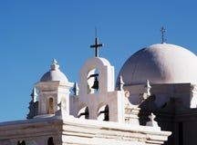 ΤΣΕ del mission SAN Xavier στοκ φωτογραφίες με δικαίωμα ελεύθερης χρήσης