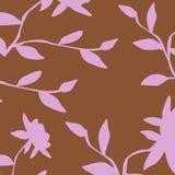 ΤΣΕkground floral διανυσματική απεικόνιση