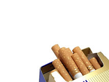τσιγάρα Στοκ Εικόνες
