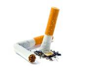 τσιγάρο άκρης στοκ εικόνες