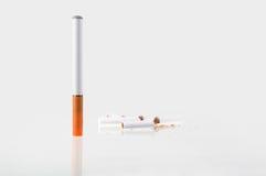 τσιγάρο ε Στοκ Εικόνα
