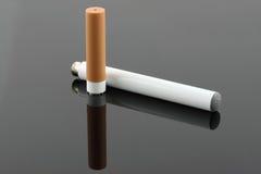 τσιγάρο ε Στοκ εικόνα με δικαίωμα ελεύθερης χρήσης