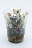 Τσιγάρο και καπνός Στοκ φωτογραφίες με δικαίωμα ελεύθερης χρήσης