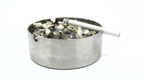 Τσιγάρο που καίει ολοσχερώς - χρονικό σφάλμα φιλμ μικρού μήκους