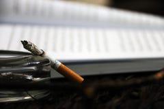 τσιγάρο Στοκ Φωτογραφία