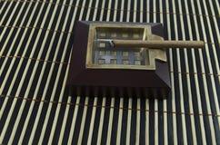 Τσιγάρο Ashtray Στοκ Εικόνα