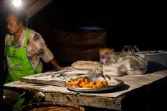 Τσιγαρισμένος doughstick Στοκ φωτογραφίες με δικαίωμα ελεύθερης χρήσης