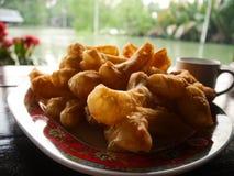 Τσιγαρισμένο Doughstick, ραβδί Στοκ φωτογραφία με δικαίωμα ελεύθερης χρήσης