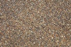 Τσιμεντένιο πάτωμα αμμοχάλικου Στοκ εικόνες με δικαίωμα ελεύθερης χρήσης