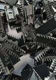 τσιπ ανασκόπησης Στοκ φωτογραφία με δικαίωμα ελεύθερης χρήσης
