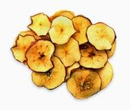 τσιπ μήλων Στοκ Εικόνες
