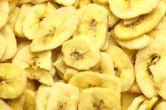 τσιπ μπανανών Στοκ φωτογραφία με δικαίωμα ελεύθερης χρήσης