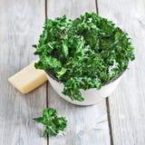 Τσιπ του Kale Στοκ Εικόνα