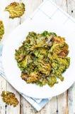 Τσιπ του Kale Στοκ εικόνα με δικαίωμα ελεύθερης χρήσης
