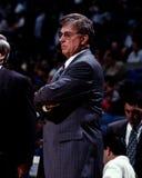 Τσοκ Daly, Detroit Pistons Στοκ Φωτογραφία