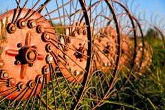 Τσουγκράνες ροδών Στοκ φωτογραφία με δικαίωμα ελεύθερης χρήσης