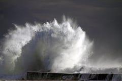 τσουνάμι Στοκ φωτογραφία με δικαίωμα ελεύθερης χρήσης